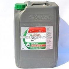 Ulei motor pentru tractoare si utilaje agricole Castrol Agri MP 15W40 20L 1551BC