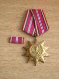 MCP2 - DECORATIE MILITARA COMUNISTA - FORTELE ARMATE - 20 ANI + BONUS!!!
