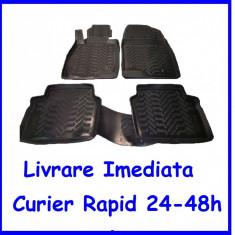 Covorase tip tavita cauciuc moale fara miros Mazda 3 2013-> AL-071119-20