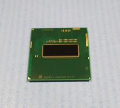 PROCESOR CPU laptop intel i7 4700QM HASWELL SR15H gen a 4a 3400 Mhz foto