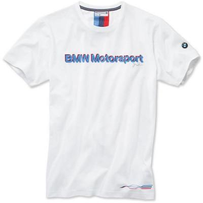 Tricou Barbati BMW Motorsport Fan, s foto