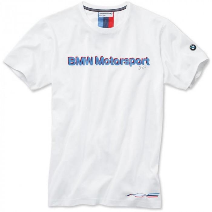 Tricou Barbati BMW Motorsport Fan, s