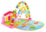 Spatiu de joaca pentru copii, orga si melodii interactive