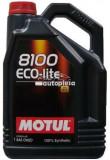 Ulei motor Motul 8100 Eco-Lite 0W20 4L 8100 ECO-LITE 0W20 4L