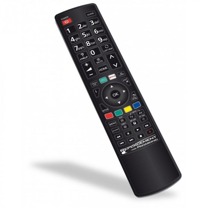 Telecomanda universala TV LCD Panasonic Jolly