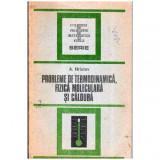 Probleme de termodinamica, fizica moleculara si caldura, Anatolie Hristev