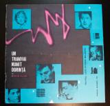 Caiet program T. Williams, Un tramvai numit dorință (Bulandra 1965, Liviu Ciulei