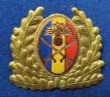 Insigna Militara Ofiter SUPERIOR INFANTERIE - Coifura insemn cascheta