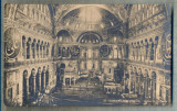 AD 602 C. P. VECHE -CONSTANTINOPOL- CONSTANTINOPLE -INTERIEUR DE STE.SOPHIE