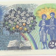 CEHOSLOVACIA 20 COROANE KORUN 1988 UNC