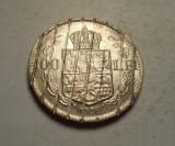 100 lei 1938 Demonetizata