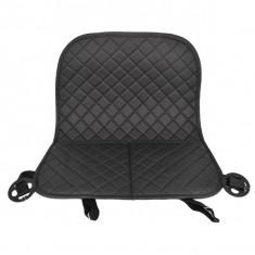 Protectie spate scaun auto imitatie piele cu spatiu depozitare AL-110820-1