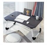 Masa pentru laptop, cu suport pahar, Multifunctionala