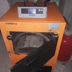 Centrala Caldera Megatherm 25 kw cu gazeificare
