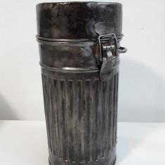 cutie masca de gaze germana AUER ww2