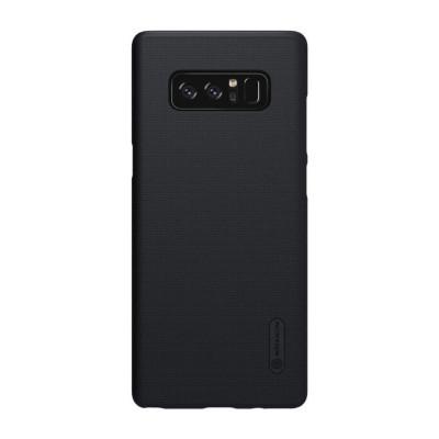 cf9e59f2bbf Husa Samsung Galaxy Note 8 Nillkin Frosted Shield Negru + Folie de protectie  foto