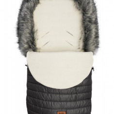 Sac de iarna Sensillo ELF Polar Grafit 100x46 cm
