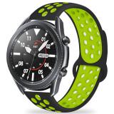 Curea silicon 22mm ceas Samsung Galaxy Gear S3 Galaxy Watch 2 3 Huawei GT 2