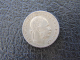 Moneda argint 1 forint 1883 (cr 186), Europa
