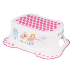 Inaltator pentru toaleta si chiuveta Tega Baby Princess LP-006-103, Alb