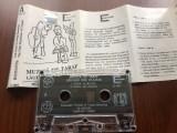 muzica de taraf lautarii din clejani caseta audio muzica lautareasca 1994