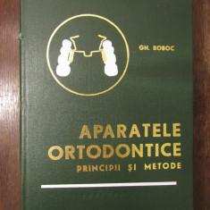 Aparatele Ortodontice Principii Si Metode - Gh. Boboc
