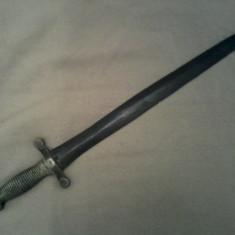 Sabie/Gladius/Tesac francez/Model 1831 artilerie/ pentru panoplie/ colectionari