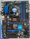 Cumpara ieftin Kit I7 MSI Z97 PC Mate+ I7 4790 3,60Ghz + Cooler Intel