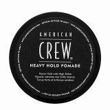 American Crew Pomade Heavy Hold pomadă de păr fixare puternică 85 g