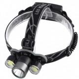Lanterna Frontala Cree XML-T6