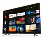 Televizor LED Smart Android TCL 43P615 4K UltraHD 109cm nefolosit 2ani garantie, 109 cm, Ultra HD, Smart TV