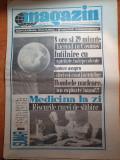 "Magazin 30 mai 1992-""hitler in tunica alba,dansand""si""morgan freeman la 25 ani"""