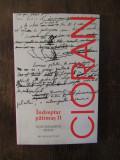 INDREPTAR PATIMAS II -EMIL CIORAN