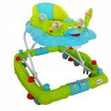 Premergator pentru copii 2 in 1 BabyCare PBCV-2, Verde
