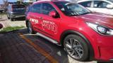 Praguri Laterale Aluminiu Renault Captur 2013