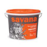 Pachet vopsea superlavabila pentru interior Savana 8.5L + Amorsa antimucegai 1 L
