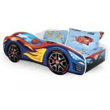 Pat pentru copii masina de curse HM Speed, Drimus