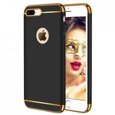 Husa telefon Apple Iphone 8 Plus Ultrasubtire Lux Black Matte