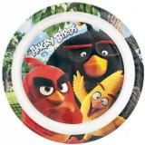 Cumpara ieftin Farfurie melamina Angry Birds Lulabi 8161501