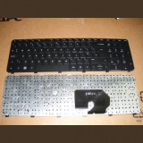 Cumpara ieftin Tastatura laptop noua HP DV7-6000 Black Frame Black UK
