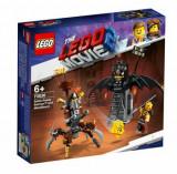 LEGO Movie 2, Batman si Barba metalica 70836