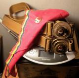 Lot de obiecte comuniste care au apartinut pionierilor