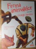 FERMA ANIMALELOR, ROMAN GRAFIC. ADAPTATA SI ILUSTRATA DE ODYR-GEORGE ORWELL