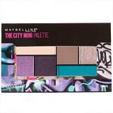 Paleta de farduri Maybelline New York The City Mini Palette 450 Graffiti Pop