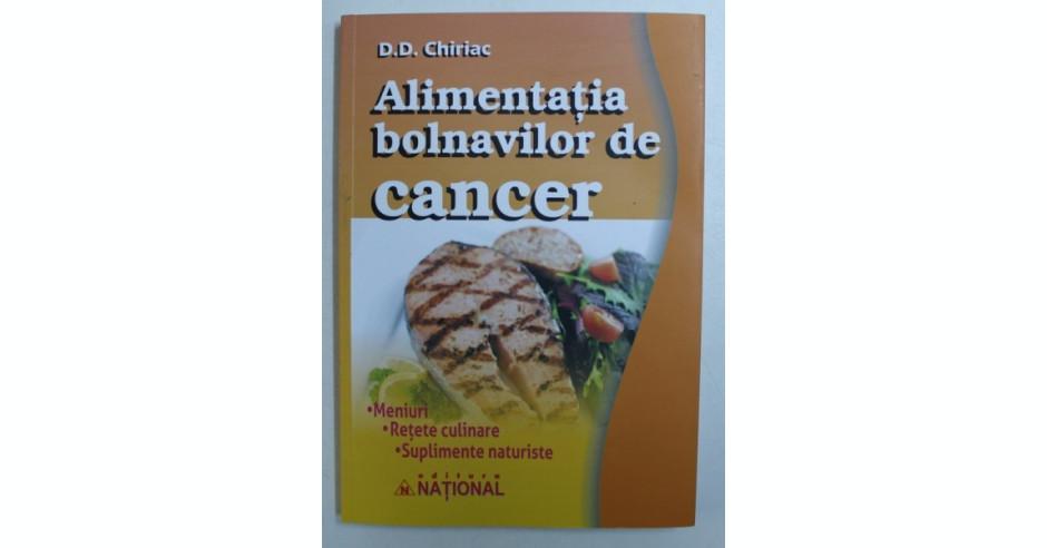 Alimentatia bolnavilor de cancer de prostata