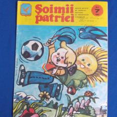 REVISTA SOIMII PATRIEI , NR. 7 / IULIE , 1980