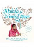 Malala si creionul magic | Malala Yousafzai, Arthur