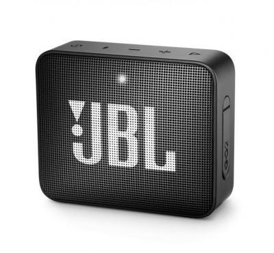 Boxa portabila JBL GO 2 Midnight Black foto