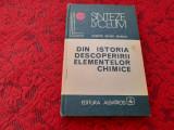 DIN ISTORIA DESCOPERIRII ELEMENTELOR CHIMICE(SINTEZE LYCEUM)~AXENTE SEVER BANCIU
