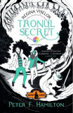 Tronul secret. Regina viselor (vol.1) | Peter F. Hamilton, Corint Junior